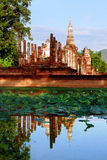 Mahathat temple, Thailand Stock Photo