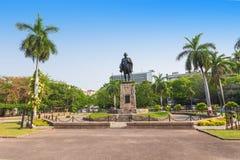 Mahatma Gahdhi statue Royalty Free Stock Images