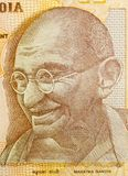 Mahatma Gandhi Royalty Free Stock Photos