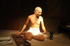 Mahatma Gandhi stockfoto