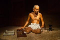 Mahatma Gandhi Arkivfoto