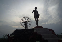 Mahatma Gandhi Στοκ Φωτογραφία