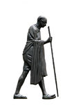 Mahatma Gandhi, dandi Marsch Stockfotografie