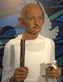 Mahatma Gandhi, Singapore Royalty Free Stock Photography