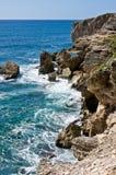 The Mahaulepu Coast on Kauai Royalty Free Stock Images
