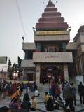 MAHAVEER TEMPEL, PATNA, INDIA stock foto