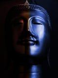 Mahavira雕塑 库存照片