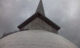 Mahawali Maha saaya lankijczyk fotografia stock