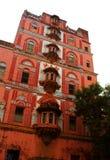 Mahdi de Sarjah au complexe de palais de maratha de thanjavur Image stock