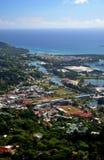 mahe塞舌尔群岛 免版税图库摄影