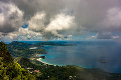 Mahe Seychelles Royalty Free Stock Images