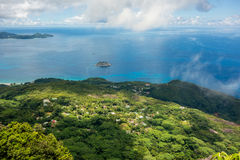 Mahe Seychelles Royalty Free Stock Photos