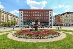 Mahelovo divadlo in Brno, Czech Republic Stock Photo