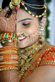 Mahendi - Ινδία Στοκ εικόνες με δικαίωμα ελεύθερης χρήσης