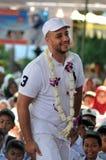 Maher Zain в Сурабая Стоковая Фотография