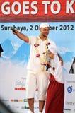 Maher Zain w Surabaya Obrazy Stock