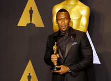 Mahershala Ali Royalty Free Stock Photo