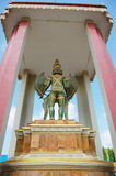 Mahesh,希瓦, Brahma上帝柬埔寨样式 图库摄影