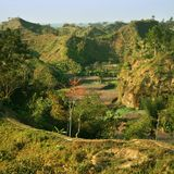 Maheshkhali Island Landscape Royalty Free Stock Images