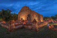 Maheyong Temple at Ayutthaya , Thailand. Maheyong Temple at Ayutthaya ,  Thailand Stock Photos