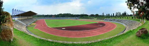 Mahinda Rajapaksa International Sports Complex Royalty Free Stock Image