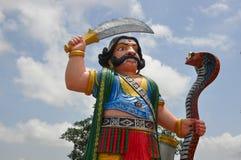 Mahishasura Statue Stock Photography
