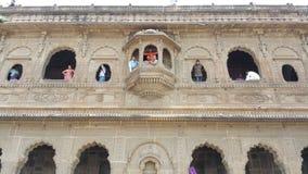 Mahismati tempal, Madhyapradesh, Индия Стоковая Фотография RF