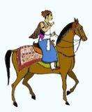 Mahiwal popular tragic romances of Punjab royalty free stock image