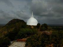mahiyangana Chaithya dans l'anuradapura Sri Lanka image libre de droits