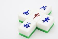 Mahjong Royalty-vrije Stock Afbeeldingen