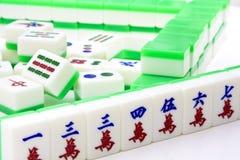 mahjong Stock Afbeelding
