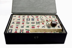 Mahjong Photos stock