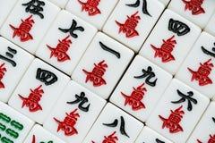 mahjong στοκ φωτογραφία