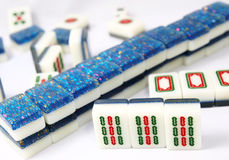 Mahjong 免版税库存图片
