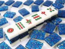 mahjong 免版税图库摄影