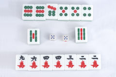 Mahjong Zdjęcie Royalty Free