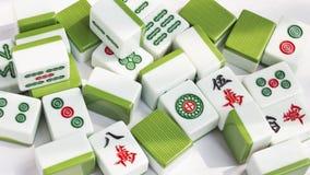 Mahjong Royaltyfria Foton