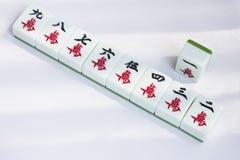 Mahjong Royaltyfri Bild