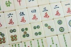Mahjong Στοκ Εικόνες