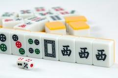 Mahjong fotografia de stock