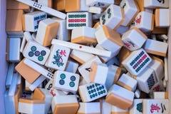 Mahjong immagine stock libera da diritti