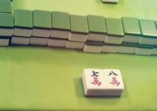 Mahjong game Royalty Free Stock Image