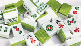 Mahjong Royalty Free Stock Photos