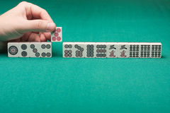Mahjong Royalty Free Stock Photo