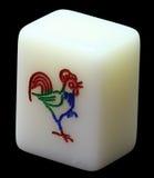 Mahjong Tile. Royalty Free Stock Image
