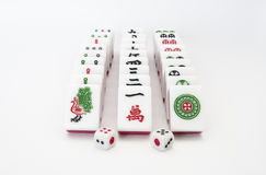 Mahjong Stock Photo