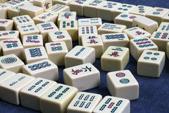 Mahjongg Royalty Free Stock Images