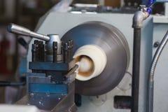 Mahlen-Maschine Lizenzfreies Stockfoto