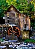 Mahlgut-Mühle Stockbilder