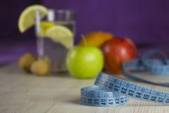 Mahlzeit für Gewichtsverlust Stockbilder